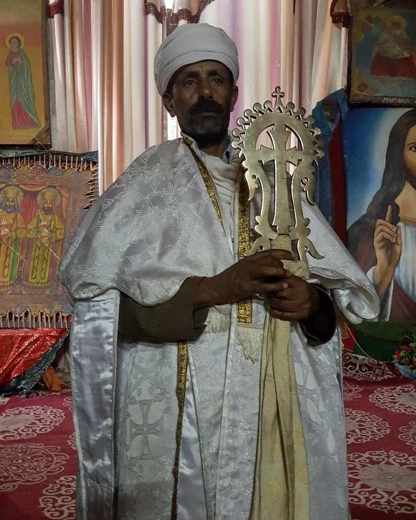 Krzyż Lalibeli, Etiopia