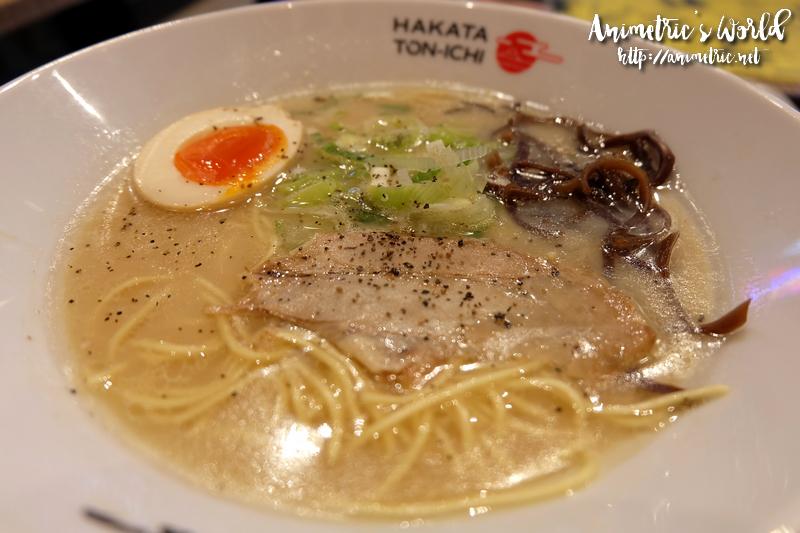 Hakata Ton-ichi Ramen