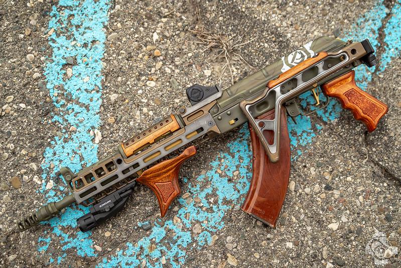 AK build from KM3 Solutions! - AR15 COM