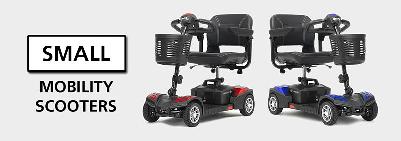 Portable scooters from Complete Care Shop