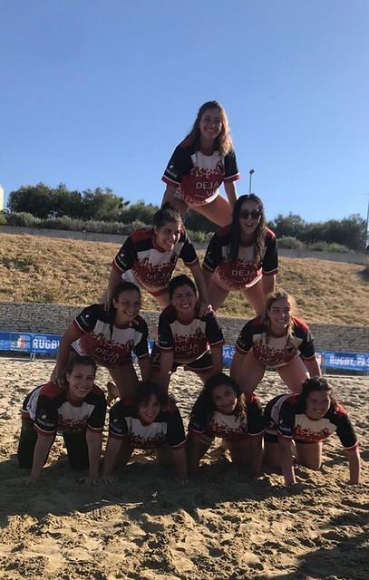 asd granata club beach rugby