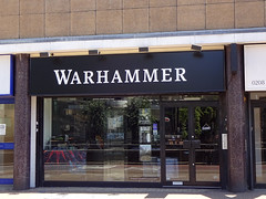 Picture of Warhammer, 2 Norfolk House, Wellesley Road