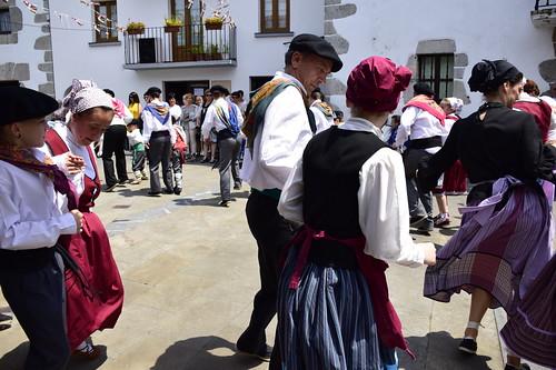 Amorotoko San Martin jaiak 2019