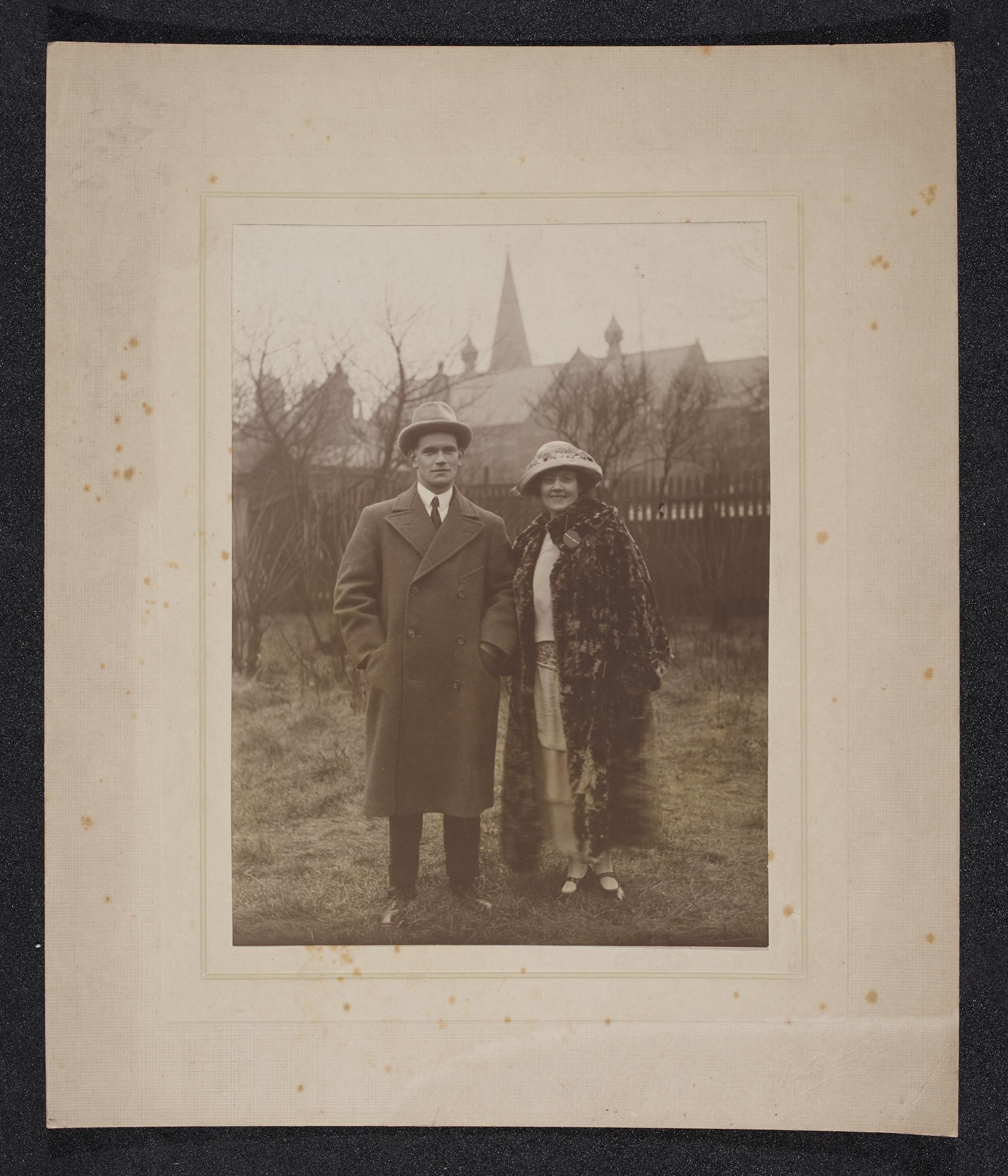 Sean O'D. & K. Boland 1923