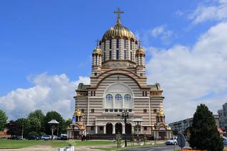Fagaras: Catedrala Ortodoxă Sfântul Ioan Botezătorul