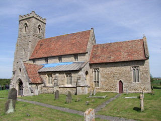Woodwalton, Huntingdonshire, St Andrew, exterior from the south