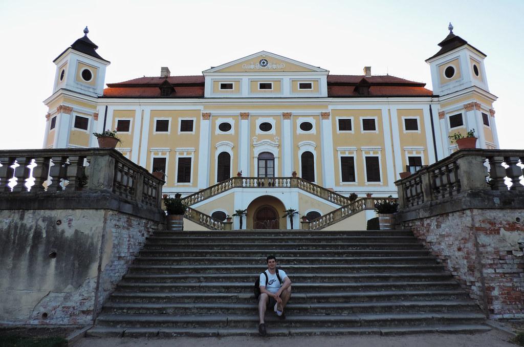 Milotice Castle, Czechia
