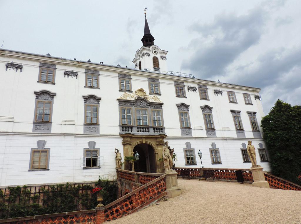 Lsysice Castle, Czechia
