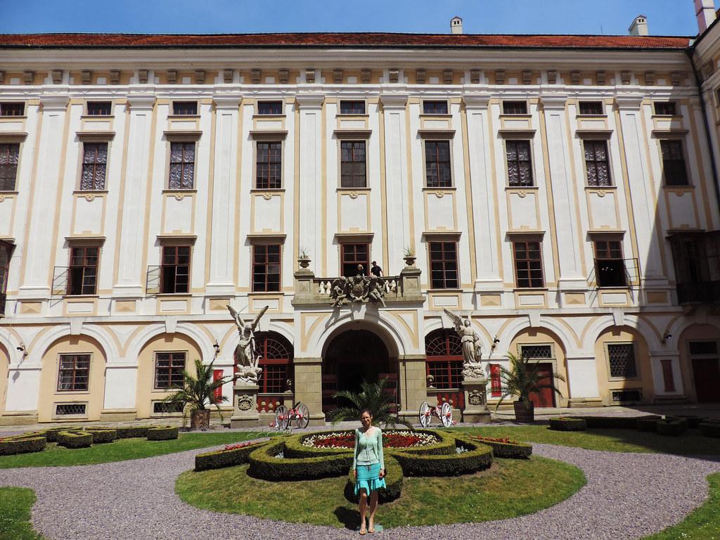 Kroměříž Castle, Czechia