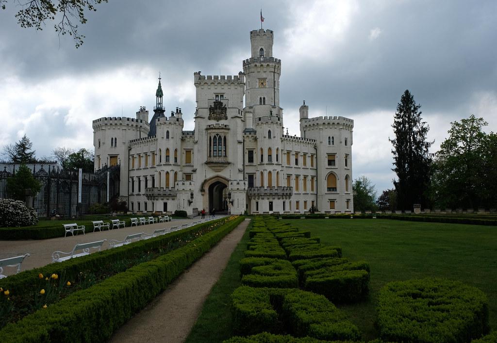Hluboká Castle, Czechia