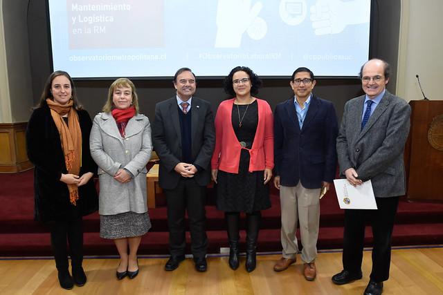 Seminario Brechas de capital humano. Sectores de Tecnologías de la Información y Comunicación, Transporte, Mantenimiento y Logística en la RM