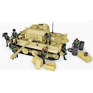 Tiger Tank 1