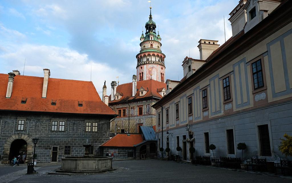 Český Krumlov Castle, Czechia