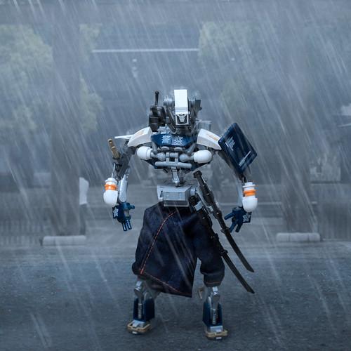 """神社の守護者; """"Guardian of the Shrine"""""""