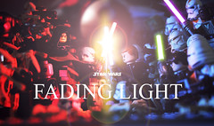 LEGO Star Wars Fading Light Poster