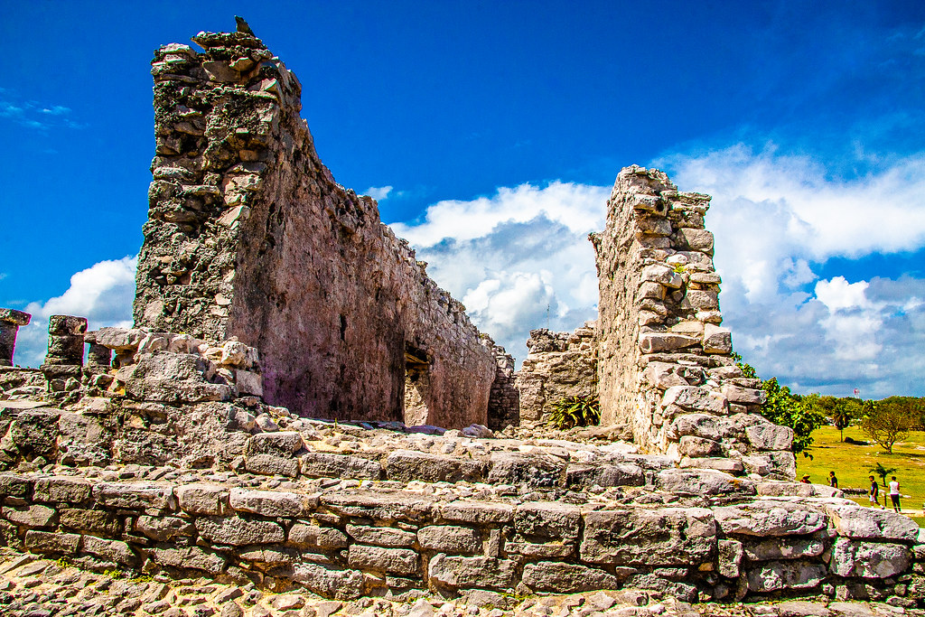 Tulum Myan Ruins Mexico IMG_3227