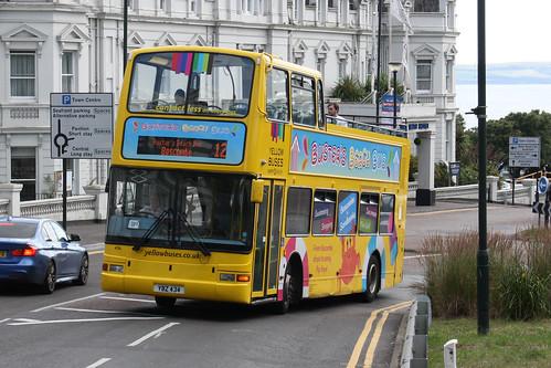 Yellow Buses 434 YBZ434