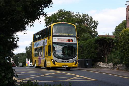 Yellow Buses 190 BL14LTJ