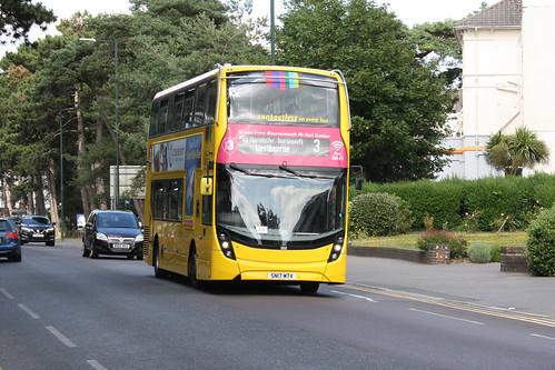 Yellow Buses 202 SN17MTV