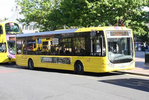 Yellow Buses 107 YJ10MDV
