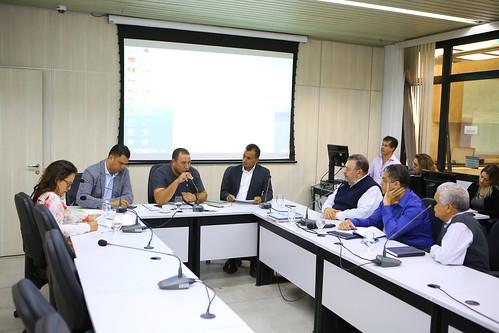 15ª Reunão - CPI das Barragens - Oitiva: representantes da Copasa