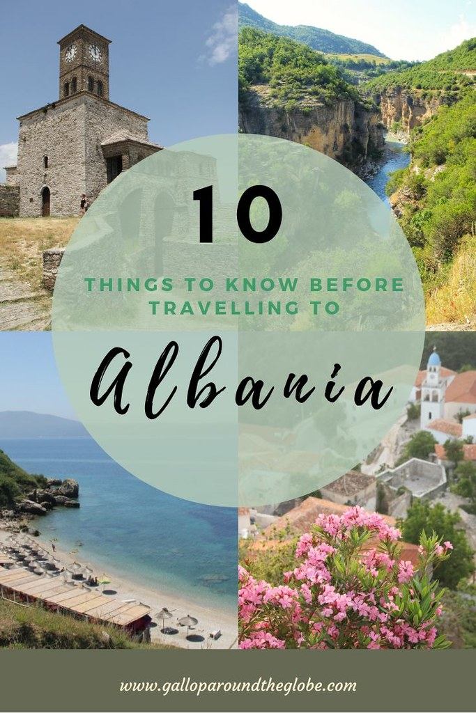 10 Things To Know Before Travelling To Albania _ Gallop Around The Globe