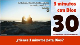 3 minutos con Dios 30