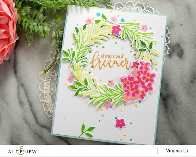 Altenew-SophisticatedWreathStampDieBundle-Virginia#4