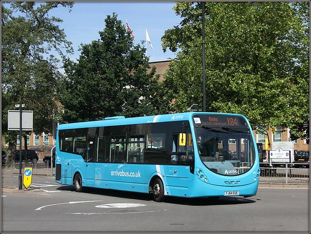 Arriva Midlands 3317