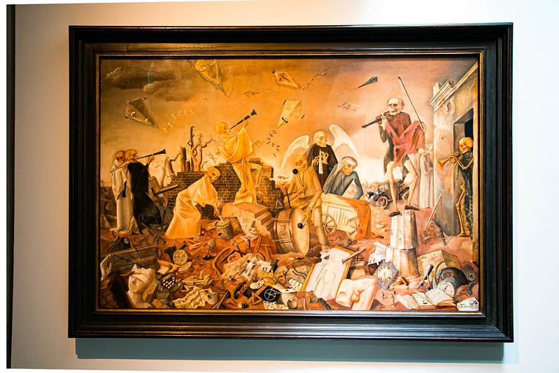 Gemälde von Felix Nussbaum