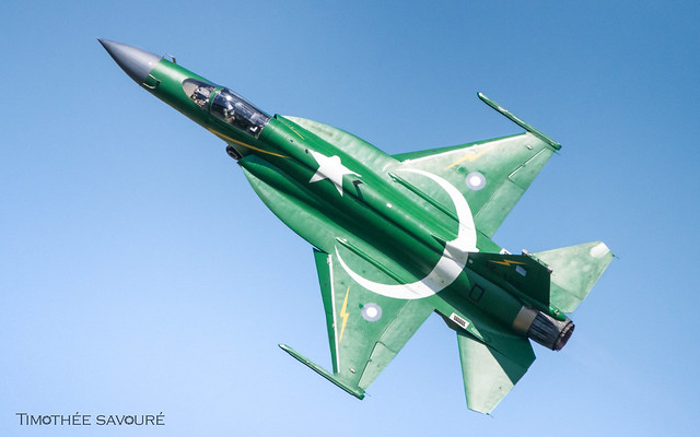 PAS19 | Pakistan Air Force JF-17 Thunder | 12-138