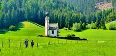 Ranui (Val de Funes, Alto Adige, It) – Chiesetta  San Giovanni