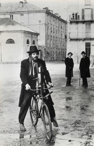 Marcello Mastroianni in I compagni (1963)