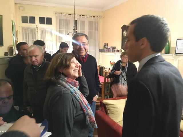 #EnTerreno : Comité de Adelanto, Seguridad y Patrimonio Tucapel Uno de Mayo