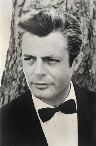 Marcello Mastroianni in La notte (1961)