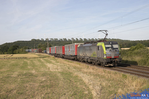 Re 475 413 . BLS Cargo . 40106 . Nothberg , Eschweiler . 04.07.19.