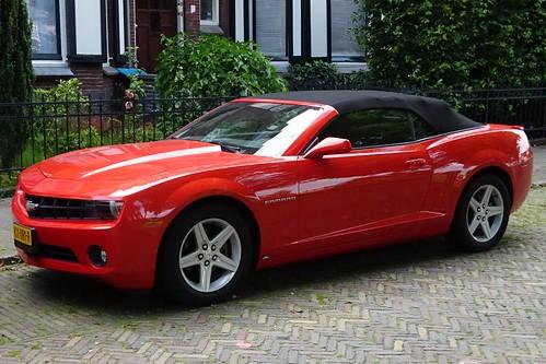 2012 Chevrolet Camaro Convertible Photo