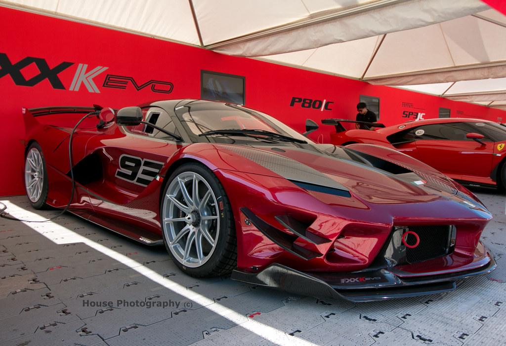 Ferrari Fxx K Evo A Photo On Flickriver