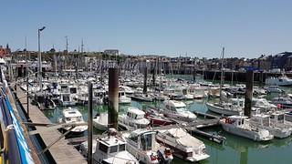 Dieppe Raid 2019Dieppe Harbour