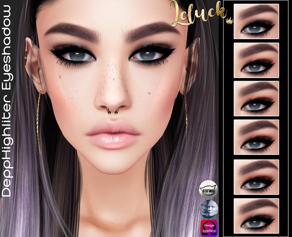 [LeLuck]DeppHighlighter Eyeshadow