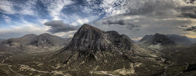 Buachaille Etive Mòr Glencoe Scotland  05/2019