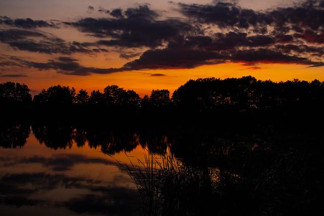 Lake @ Sunset