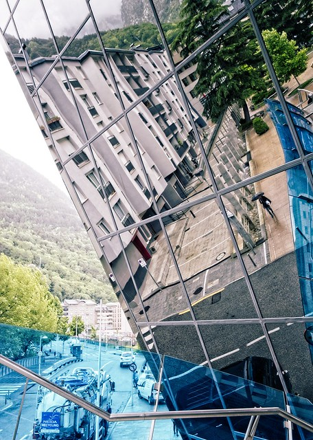 Caldea Spa, Andorra La Vella