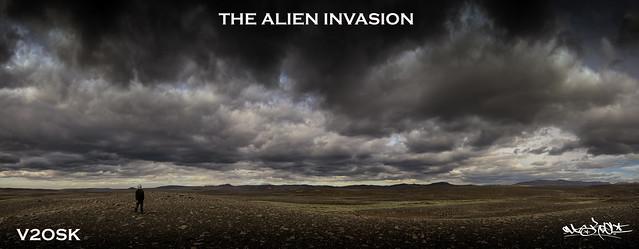 The Alien Invasion Iceland 2019