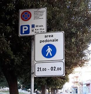 Area pedonale Turi