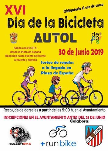 XVI dia de la bicicleta 2019