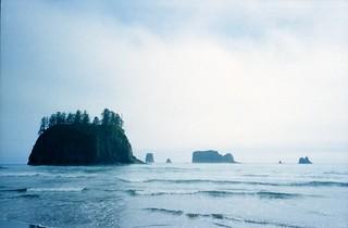 Washington State - La Push Second Beach