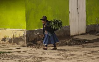 Vida diaria_Carhuaz_Perú