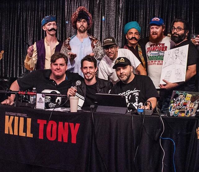KILL TONY #374