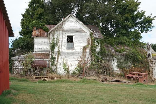 Old house near Morristown Tn 3